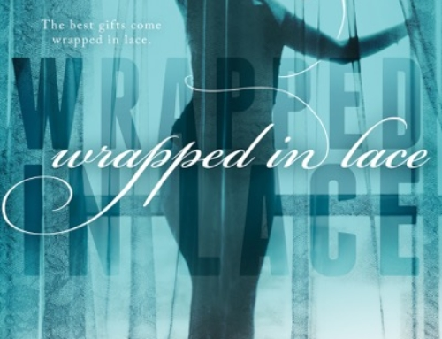 Cover Reveal for Wrapped in Lace!